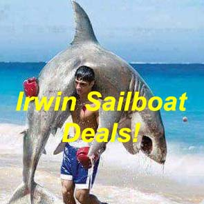 Irwin Sailboat Deals, 28′ to 37'… Arrgghh! – Champagne